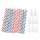 Cannot-Blow-Out Magical Relighting Candles 2-Pack 18-Candle (Practical Joke)