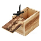 Give-You-a-Surprise Wooden Box (Practical Joke)