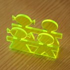 Boys and Girls Glowing Translucent Card Holder