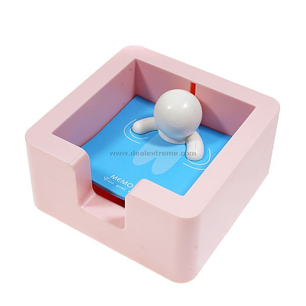 Spa Memo Pad Holder Light