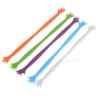 Colourful FFX High-Five Reusable Stir Sticks - Multicolor