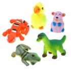 Grow-in-Water Animals 5-Pack (Grows 50 Times Larger in Water)