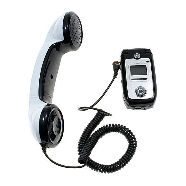 Regular Phone Style Handsfree for Cell Phones (Nokia and Sony Ericsson)