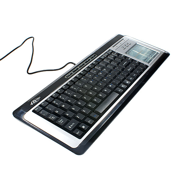 usb full size keyboard with handwriting recognition digitizer free shipping dealextreme. Black Bedroom Furniture Sets. Home Design Ideas