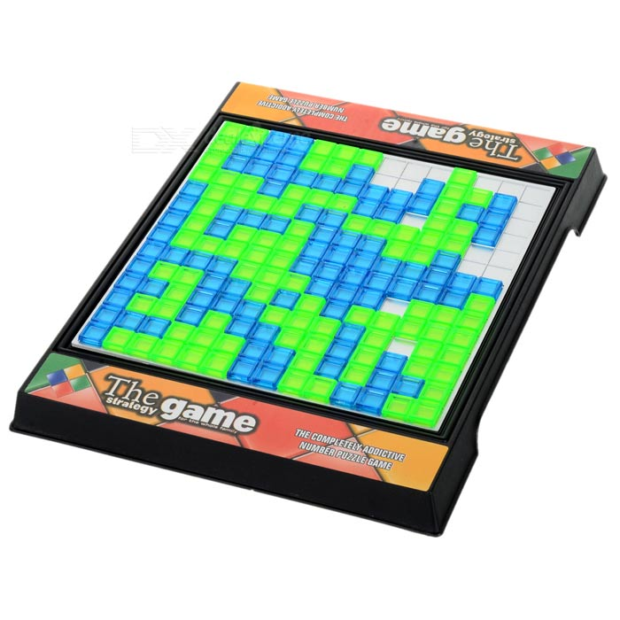 Tetris - Strategin Family schack spel
