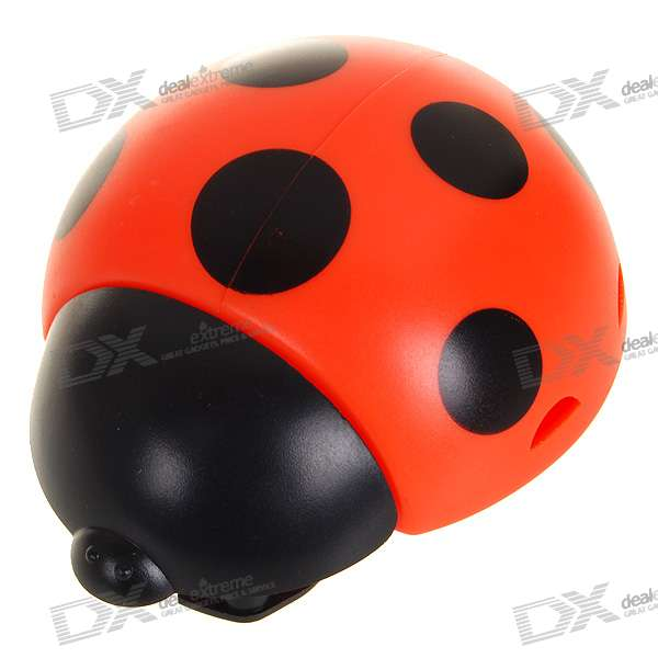 Ladybug Toothbrush Holder with Sucker