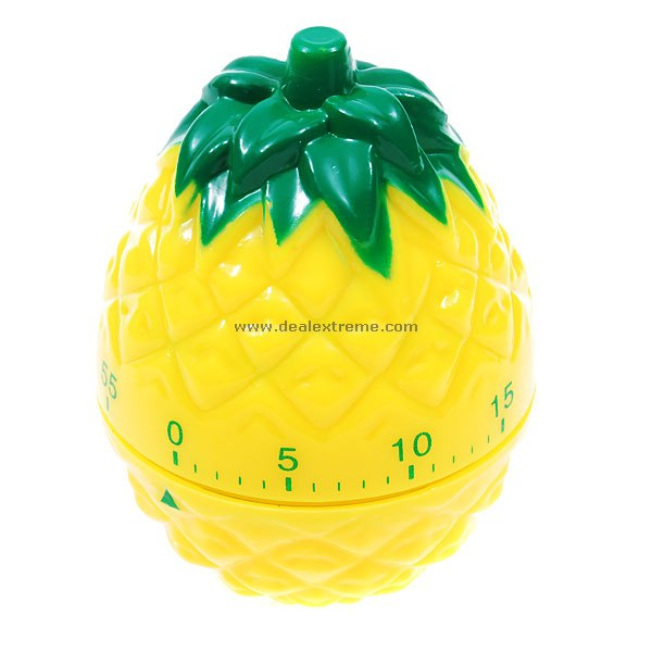 Cute Timer (Pineapple Theme)
