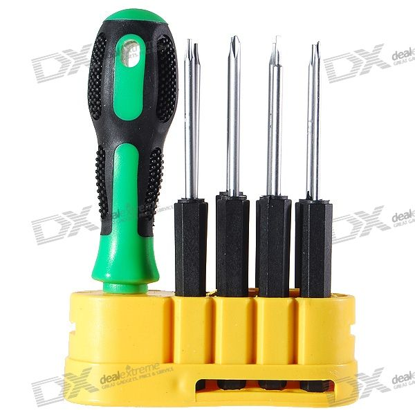 8-Piece Precision Screwdrivers Toolkit