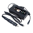 2-in-1 90W Universal Notebook AC and Car Adapter (12V~24V Output / 110V~240V Input)