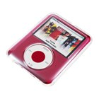 Crystal Hard Case for New 3rd Gen Video Capable Ipod Nano