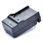 AC Battery Charger Cradle for Sony F960 Digital Camera - Black