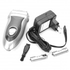 Rechargeable Washable Wet/Dry Shaver (110-240V AC)