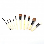 Designer's 10pcs Cosmetic Makeup Pro Brush Kits