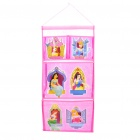 Cartoon Princess Figure Pattern Document Letter Holder