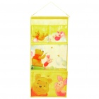 Cartoon Winnie The Pooh Figure Pattern Document Letter Holder