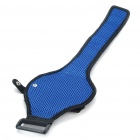 Sporty Armband for Iphone 3g/4 - Black + Blue