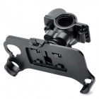 Plastic Bicycle Swivel Mount Holder w/ USB Cable for HTC Desire / Google Nexus One / G5 / G7 - Black