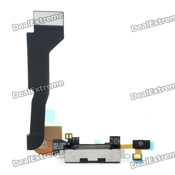 Replacement USB Charge Port Dock Connector for Iphone 4 CDMA
