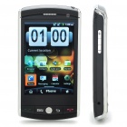 "3,5 ""Kapazitive Android 2.2 Dual SIM Dual Network Standby Quadband GSM TV Cell Phone w / AGPS / Wi-Fi"