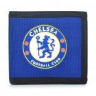 Football/Soccer Team 3-Fold Nylon Wallet - Chelsea
