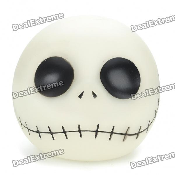The Nightmare Before Christmas Jack Glow-in-the-Dark Coin Bank collection 11cm box the nightmare before christmas pumpkin king jack shrunken action figure doll cartoon pvc kids halloween d12
