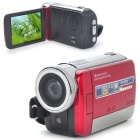 "720P HD 5.0MP Digital Video Camcorder w/ 4X Digital Zoom/HDMI/AV OUT/SD Slot (3.0"" Touch Panel)"