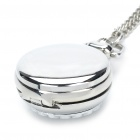 Stainless Steel Pocket Quartz Watch with Chains (1 x 377)