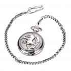 Stainless Steel Pocket Watch with Chains (1 x 377)