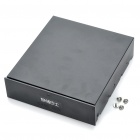 "5.25"" Protective Case Box for PC - Black"