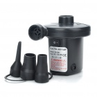 25W AC/DC Electric Air Pump for Home & Car