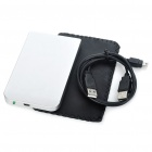 "USB 2.0 2.5"" SATA HDD Enclosure - Silver"