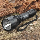 FandyFire C10 1-Mode 700-Lumen White LED Flashlight with Strap (1x18650/1x17670/2x16340)