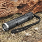 FandyFire 2100 5-Mode 350-Lumen White LED Flashlight with Strap (1 x 18650)