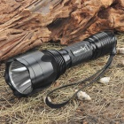 FandyFire C10 CREE XM-L 3-Mode 750-Lumen White LED Flashlight with Strap (1 x 18650 / 1 x 17670)