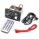 Car MP3 Player Module with Remote Controller/USB/SD/FM (DC 12V)
