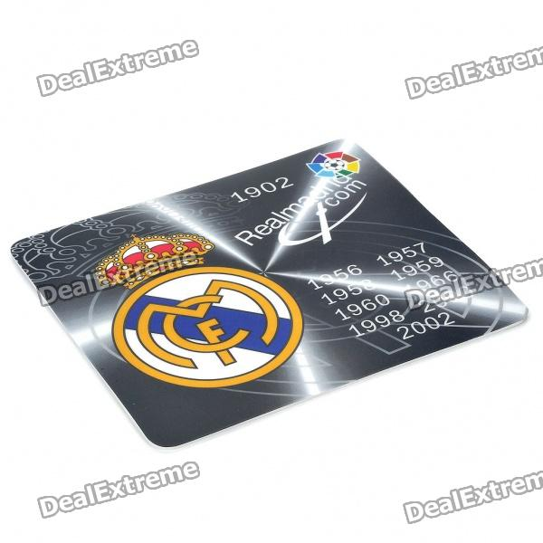 Football/Soccer Team Mouse Pad Mat - Real Madrid