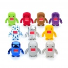 Cute Domo Kun Figures Set (10-Pack/Assorted)