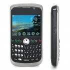 "K9800 2.3"" LCD Quad SIM Quad Network Standby Quadband GSM TV Cell Phone w/ WIFI+JAVA - Black"