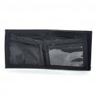 Football/Soccer Team 3-Fold Nylon Wallet - Real Madrid