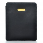 Genuine iTaste Studio Protective Genuine Leather Case for Ipad 2 - Black