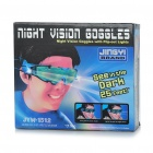 Unique Simulative Night Vision Goggles Toy with Blue Led Lights (4 x AAA)