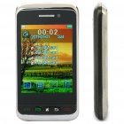 "F912 2.8"" Touch Screen Quad SIM Quad Network Standby Quadband GSM Dual TV Cell Phone w/ FM - Black"