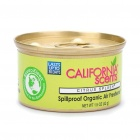 California Scents Organic Air Freshener for Car - Citrus Aroma (42g)