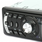 "280W Detachable Front Panel In Dash 2.7"" LCD Car Stereo MP3 Player w/ FM Radio/USB/SD/AUX (DC 12V)"