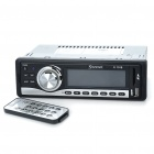 "200W In Dash 3.2"" LCD Car Stereo MP3 Player w/ FM Radio/USB/SD (DC 12V)"