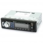 "180W Detachable Front Panel In Dash 3.0"" LCD Car Stereo MP3 Player w/ FM Radio/USB/SD/AUX (DC 12V)"