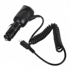 USB Car Cigarette Power Charger with Cable for LG Optimus 2X/P990 (DC 10~30V)
