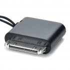 Mini/Micro USB Data/Charging Convertor for iPad / iPhone 3G/3GS / iPhone 4 - Black