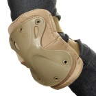 Tan Tactical Knee and Elbow Pads Set