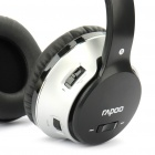 Rapoo H9000 Rechargeable 2.4G Wireless High-Fidelity Headset with Microphone/Volume Control